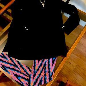 Lularoe Geometric Pattern Leggings